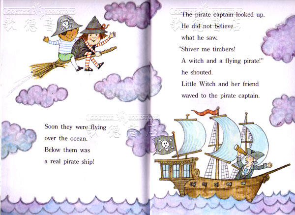 Little Witch's Big Night (Step into Reading Step 2 Grades 1 - 3)