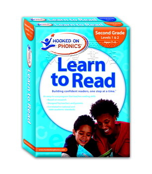 Hooked On Phonics: Learn to Read - Grade 2 Complete 二年級套組 (點選看原圖)