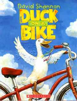 Duck On A Bike (for school only) (點選看原圖)