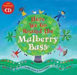 Here We Go Round The Mulberry Bush (w/ Enhanced CD) (點選看原圖)